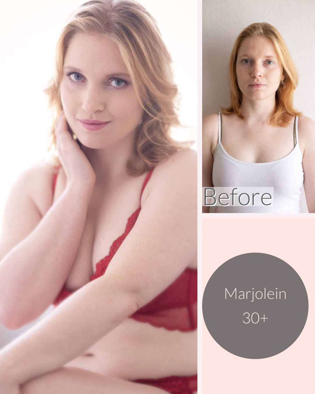Make over Marjolein 30+